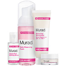 Buy Murad Pore Reform Skincare Starter Kit Online at johnlewis.com