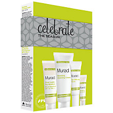 Buy Murad Resurgence Skincare Starter Kit Online at johnlewis.com
