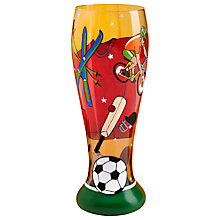Buy Lolita Pilsner Beer Glass, Sportsman Of The Year Online at johnlewis.com