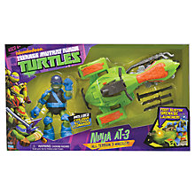 Buy Teenage Mutant Ninja Turtles AT-3 All Terrain 3-Wheeler Online at johnlewis.com