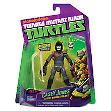 Buy Teenage Mutant Ninja Turtles Casey Jones Action Figure Online at johnlewis.com