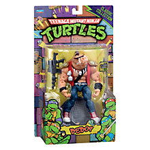 Buy Teenage Mutant Ninja Turtles Bebop Classic Figure Online at johnlewis.com