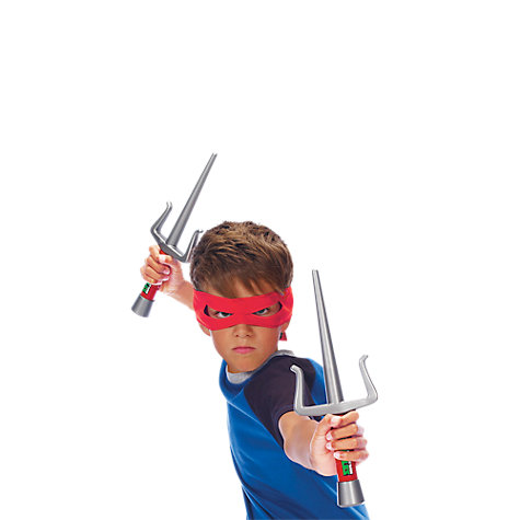 Buy Teenage Mutant Ninja Turtles Raphael Ninja Gear Online at johnlewis.com