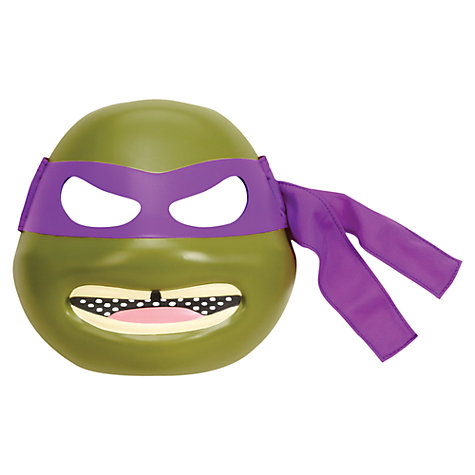 Buy Teenage Mutant Ninja Turtles Donatello Deluxe Mask Online at johnlewis.com