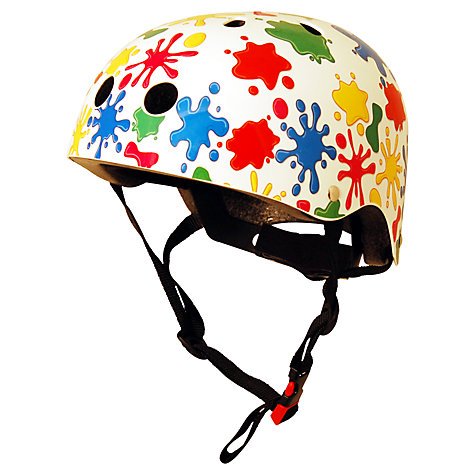 Buy Kiddimoto Splatz Helmet, Small Online at johnlewis.com
