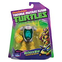 Buy Teenage Mutant Ninja Turtles Mutagen Man Action Figure Online at johnlewis.com