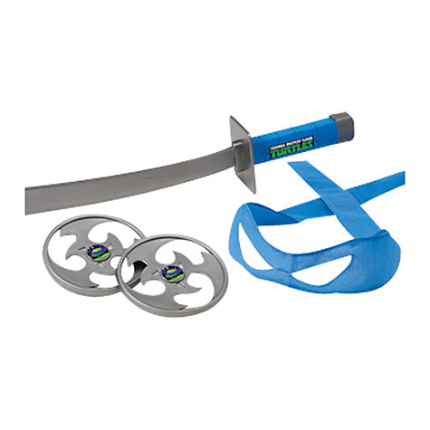 Buy Teenage Mutant Ninja Turtles Leonardo Ninja Combat Gear Online at johnlewis.com