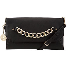 Buy DKNY Chelsea Vintage Leather Clutch Bag Online at johnlewis.com
