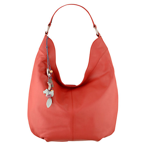 Buy Radley Johnston Large Leather Shoulder Bag Online at johnlewis.com