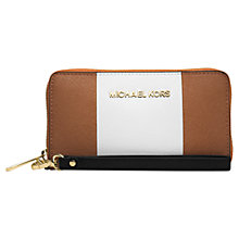 Buy MICHAEL Michael Kors Jet Set Travel Stripe Phone Case Online at johnlewis.com