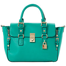 Buy Dune Demi Buckle Detailed Top Handle Bag Online at johnlewis.com