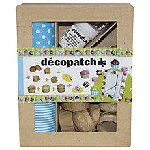 Buy Decopatch Cake Kit Online at johnlewis.com