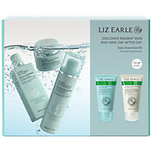 Buy Liz Earle Skincare Daily Essentials Kit, Normal / Combination Online at johnlewis.com