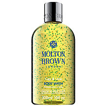 Buy Molton Brown Caju & Lime Energising Body Wash, 300ml Online at johnlewis.com