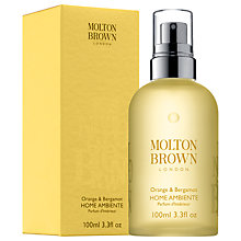 Buy Molton Brown Orange & Bergamot Home Ambiente Fragrance, 100ml Online at johnlewis.com