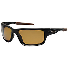 Buy Oakley OO9225 Canteen Rectangular Plastic Sunglasses Online at johnlewis.com