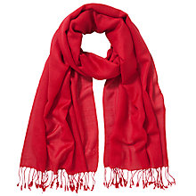 Buy John Lewis Kvi Wrap, Red Online at johnlewis.com