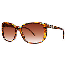 Buy Tiffany & Co TF4090B Square Sunglasses Online at johnlewis.com