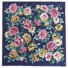 Buy Joules Bloomfield Silk Scarf Online at johnlewis.com
