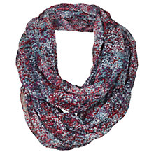 Buy Fat Face Patchwork Snood, Pink Online at johnlewis.com