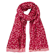 Buy Becksondergaard Entangled Hearts Scarf Online at johnlewis.com
