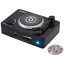 Buy ION Vinyl Forever Turntable-to-Computer Interface Online at johnlewis.com