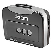 Buy ION Tape 2 Go Cassette-to-MP3 Converter Online at johnlewis.com