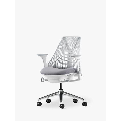 buy herman miller sayl office chairs john lewis. Black Bedroom Furniture Sets. Home Design Ideas