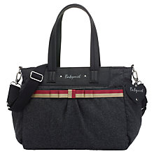 Buy Babymel Cara Changing Bag, Stripe Tweed Online at johnlewis.com
