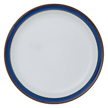 Buy Denby Imperial Blue Dinner Plate Online at johnlewis.com