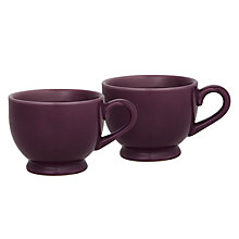 Buy John Lewis Colours Espresso Cups, Set of 2 Online at johnlewis.com