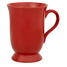 Buy John Lewis Colours Footed Mug Online at johnlewis.com