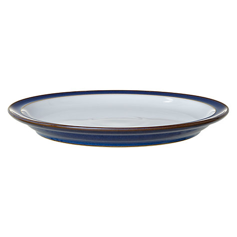 Buy Denby Imperial Blue Dessert Plate Online at johnlewis.com