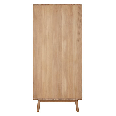 Buy Bethan Gray for John Lewis Genevieve 4 Drawer Chest, FSC Oak Online at johnlewis.com