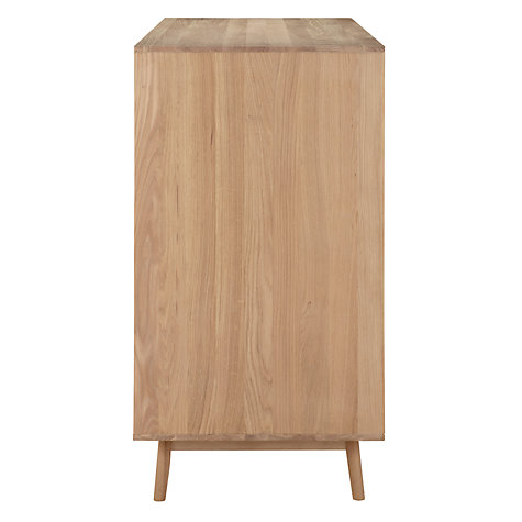 Buy Bethan Gray for John Lewis Genevieve 5 Drawer Chest, Oak Online at johnlewis.com