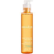 Buy Decléor Micellar Oil, 150ml Online at johnlewis.com