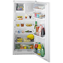 Buy Hotpoint HSZ2322L Integrated Fridge with Freezer Compartment, A+ Energy Rating, 54cm Wide Online at johnlewis.com