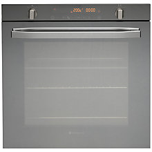 Buy Hotpoint OSHS89EDC Single Electric Oven, Mirrored Look Online at johnlewis.com