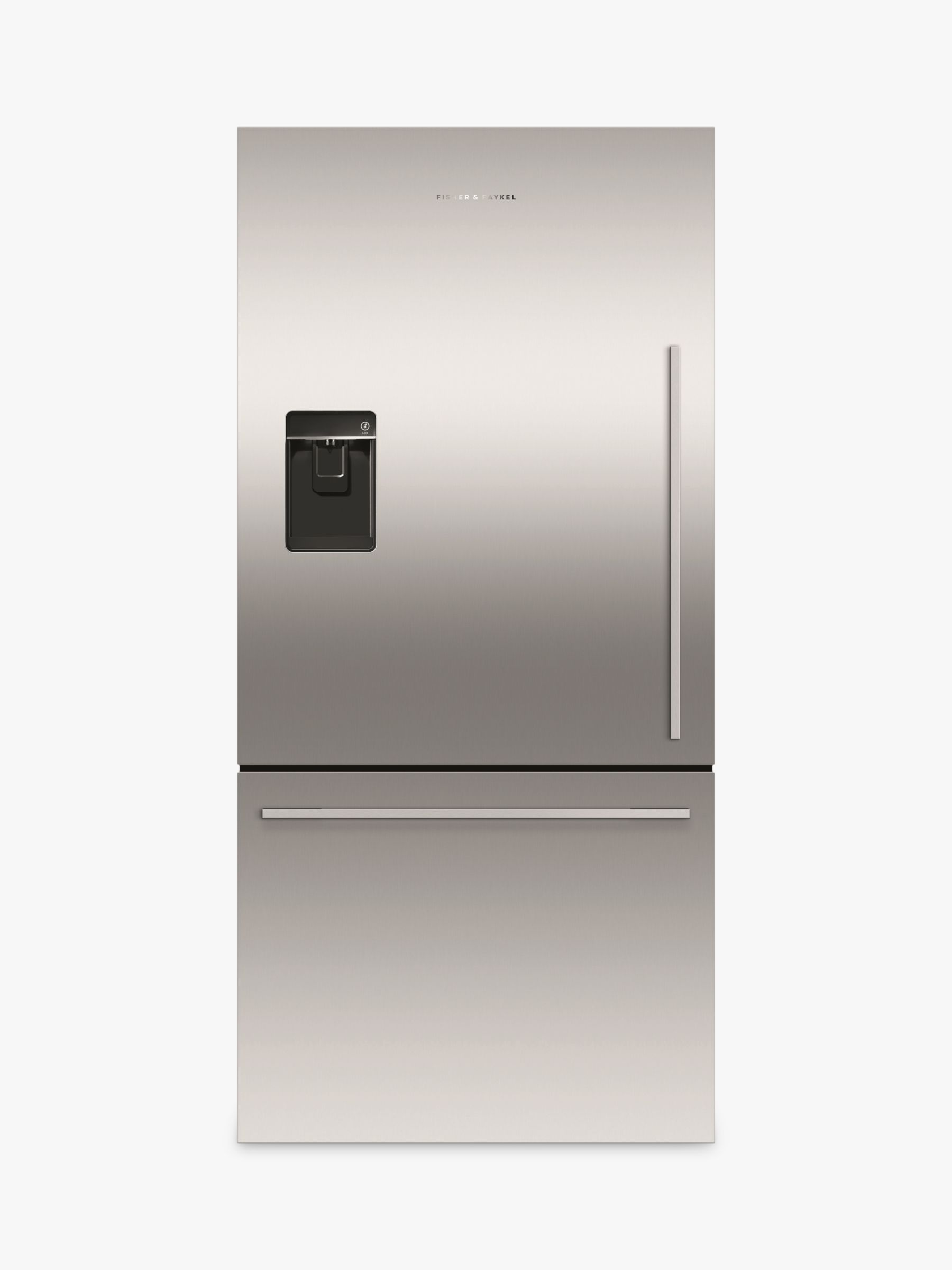 Fisher & Paykel Fisher & Paykel RF522WDLUX4 Fridge Freezer, A+ Energy Rating, 80cm Wide, Stainless Steel