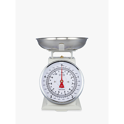 John Lewis Classic Mechanical Kitchen Scale, 5kg