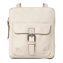 Buy White Stuff Small Ondine Leather Across Body Bag Online at johnlewis.com