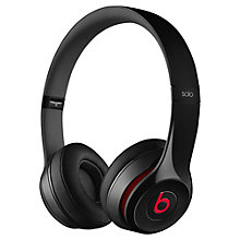 Buy Beats™ by Dr. Dre™ Solo™ 2 HD High Definition On-Ear Headphones with Mic/Remote Online at johnlewis.com