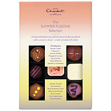 Buy Hotel Chocolat Summer H-Box Selection, 170g Online at johnlewis.com