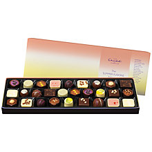 Buy Hotel Chocolat Sleekster The Summer Fusion Selection, 340g Online at johnlewis.com