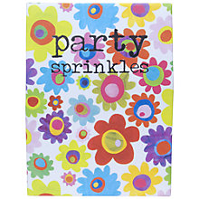 Buy Really Good Soul Party Flowers Table Scatters Online at johnlewis.com