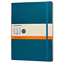 Buy Moleskin Ruled Notepad, Extra Large Online at johnlewis.com