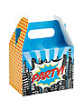 Ginger Ray Pop Art Party Boxes, Set of 5
