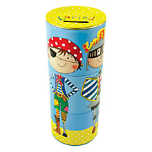 Buy Rachel Ellen Pirate Swivel Tin Online at johnlewis.com