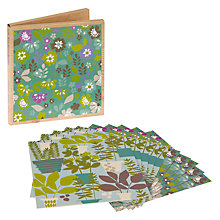 Buy Rachel Ellen Floral Boxed Notecards,  Pack of 10 Online at johnlewis.com