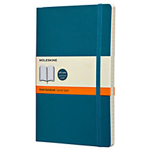 Buy Moleskine Ruled Notepad, Large Online at johnlewis.com